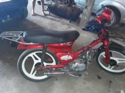 Traxx boa 1.200 troco em moto maior pra interior ! - 2010