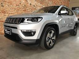 JEEP  COMPASS 2.0 16V FLEX LONGITUDE 2018 - 2018