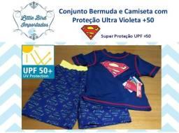 Lindos Conjuntos para Praia com Proteção UPF50+