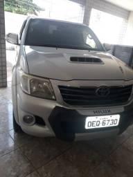 Vendo Hilux SRV 2013 - 2013
