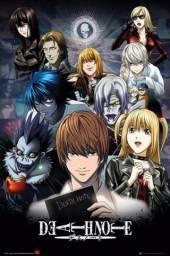 Dvd's da Série Anime Death Note