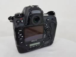 Nikon D3x 24 MP com lente 50mm f1.8