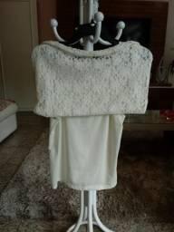 Vendo blusa de Renda