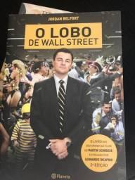 Livro O lobo de Wall Street
