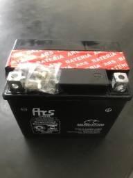 Bateria 5ah titan/ybr/xre (Nova)