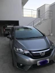 Honda fit EX única dona - 2015