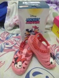 Vendo ou troco calçado Feminino Infantil