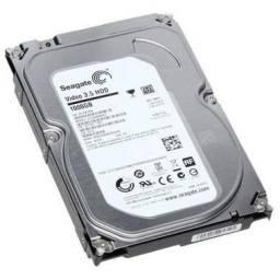 Hd 1tb Seagate Video 1000gb Computador Desktop - R$ 285,00