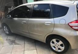 Honda Fit LX 1.4 Flex 16v Dourado - 2012