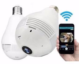 Câmera Lâmpada IP WiFi Ípega - Fazemos Entregas !!