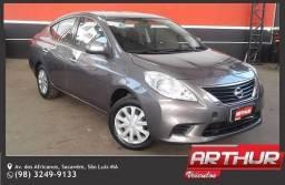 Nissan Versa SV 1.6 Arthur Veículos - 2014