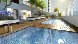 Apartamento com 2 dormitórios à venda, 61 m² por- Vila Rosa - Goiânia/GO