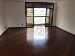 Apartamento Alto Padrão, 190 m² por R$ 1.650/mês - Santo Antônio - São Caetano do Sul/SP