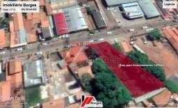 Área para alugar no bairro Entroncamento - Imperatriz/MA