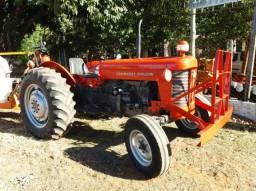 . Trator Massey Ferguson 65x 1971 cod 016