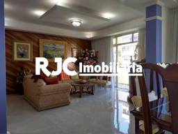 Apartamento à venda com 3 dormitórios em Tijuca, Rio de janeiro cod:MBAP30538