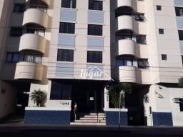 Apartamento com 1 dormitório para alugar, 60 m² por R$ 750,00/mês - Centro - Marília/SP