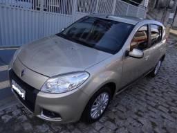 Sandero 1.6 automatico 2012 - 2012