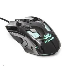 Mouse Gamer 6D Knup - KP-V35 Produto Novo