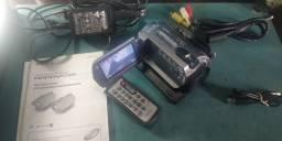 Handycam Sony dcr sr 62 hdd