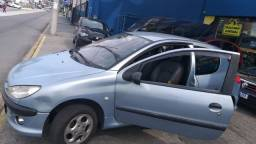 Peugeot 206 rally 1.0 completo 2001 repasse