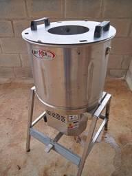 *Descascador Industrial De Batatas Becker Go Dbl-10 Bivolt 10kg