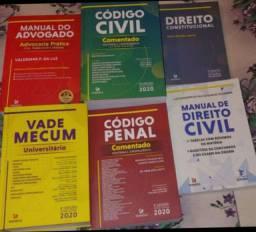 Livros de para estudar para concursos