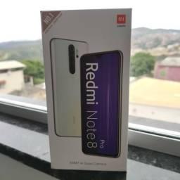 Espetacular. XIAOMI Redmi Note 8 Pro 128 GB . Novo Lacrado entrego hoje