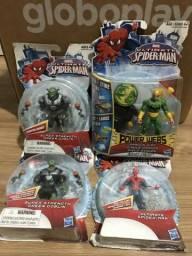 Bonecos ultimate spider man - homem aranha comprar usado  Santo André