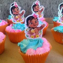 Cup cakes 1 real a unidade