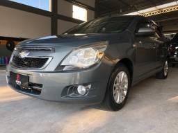 Chevrolet Cobalt LTZ 1.4 flex -ano 2012 - aceito troca e financio