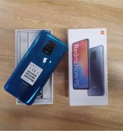 Smartphone Xiaomi Redmi Note 9S 128GB/6RAM - Loja física - Nota Fiscal - Entrega grátis