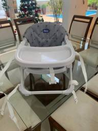 Cadeira alimentação portátil Chicco