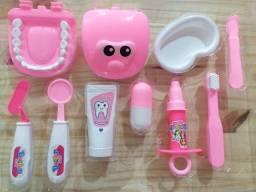 Brinquedo kit dentista tk-1349 toy king