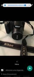 Câmera  fotográfica  Nikon coplix p100