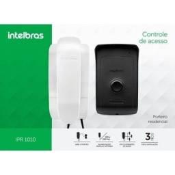 Porteiro Residencial Intelbras IPR 1010 - Original lacrado