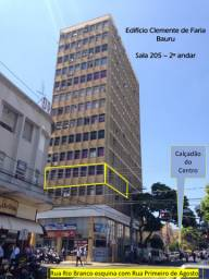 Sala Comercial Centro de Bauru 70mts2