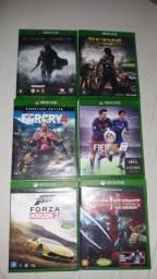 6 jogos de xbox one