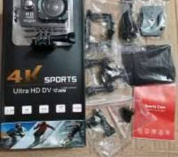 Câmera nova estilo GoPro 4k