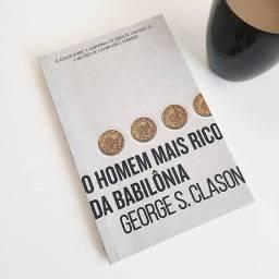 Livro O Homem Mais Rico da Babilônia - George S. Clason