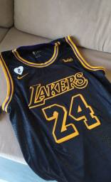 Camisa Lakers NBA Mamba Edition Nova (M)