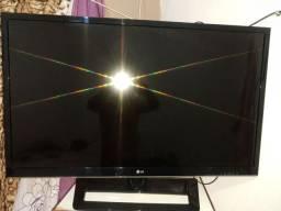 Smart TV a cabo digital de led 42 p LG