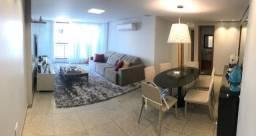 Apartamento com 3 dormitórios à venda, 105 m²- Setor Bueno - Goiânia/GO