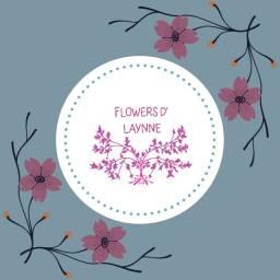 Bem vindo(a) a nossa loja virtual: FLOWERS D' LAYNNE ?