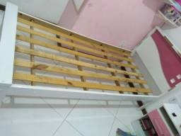 Vendo cama mais rack
