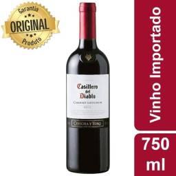 Vinho - Casillero del Diablo - Cabernet Sauvignon - 750ml - 2018
