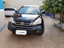 Honda CRV EXL 4WD Automático 4X4 Traçado 2011 Gasolina