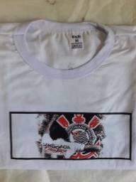 Camiseta democracia Corinthiana