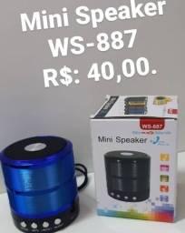 Caixinhas de som Mini Speaker