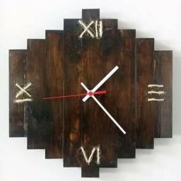 Relógios artesanais. Faça e ganhe grana extra